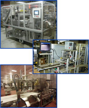 Custom Machinery for Automated Systems from KMD